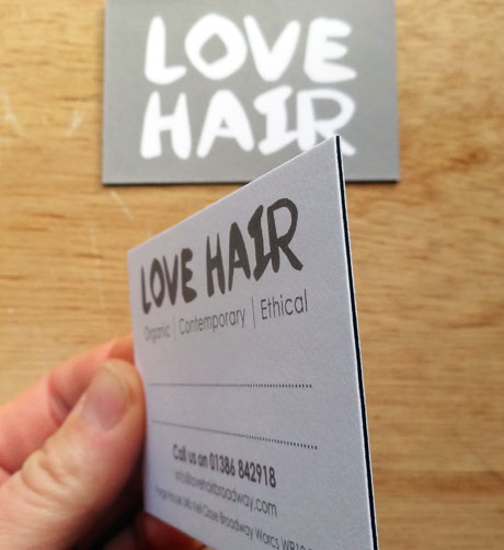 A new logo for love hair alice palace hi alice just wanted to say how much we adore our cards they look so so amazing and thank you so much for them and your help x love hair 271115 reheart Choice Image